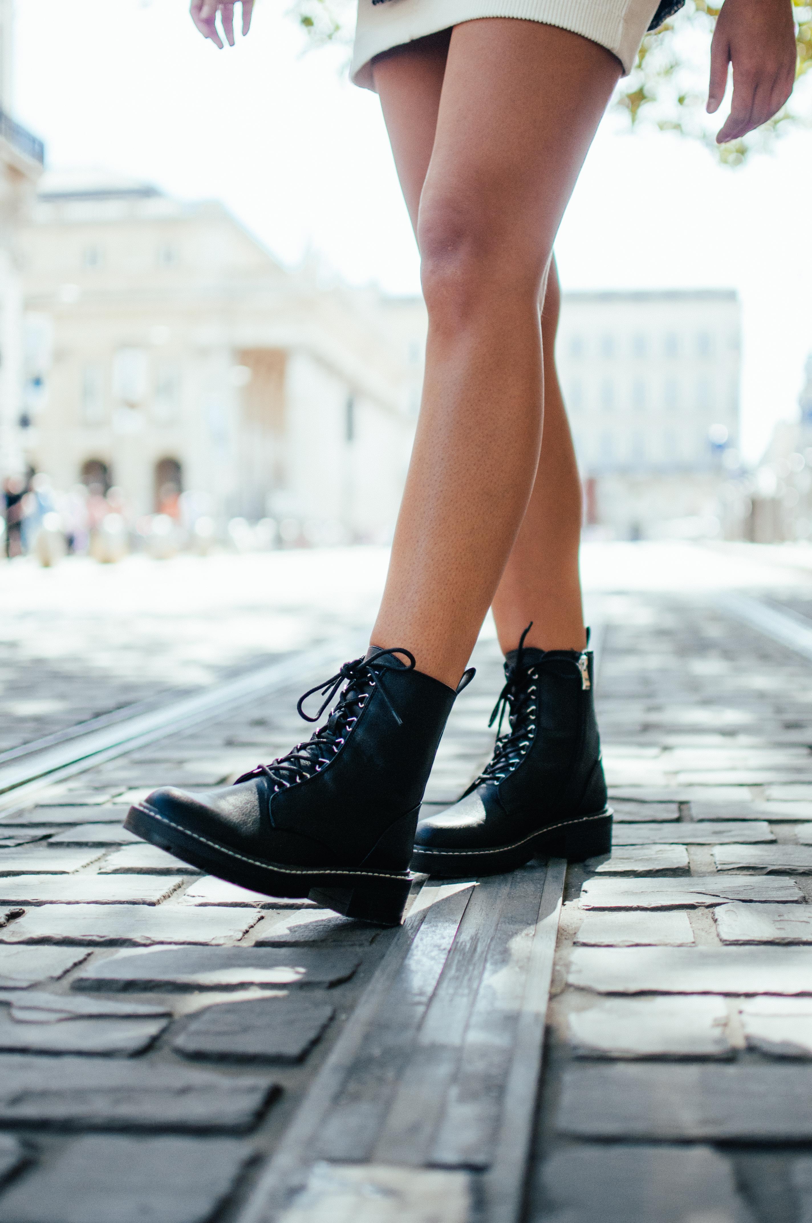 boots-motardes